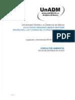 Artículos constitucionales en materia ambiental