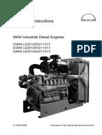 MAN 2848-40-42 Operation Manual
