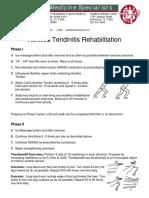 Achilles Tendinitis[1]