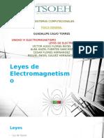 Leyes de Electromagnetismo