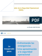 SMS ICAO