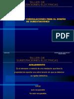 Curso de Subestaciones PARTE III DISEÑO