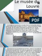 Le musée du Louvre.pptx