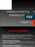 Farmacocin_tica y Farmacodinamia