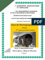 Cours de Thermopropulsion II