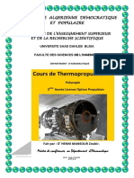 Cours de Thermopropulsion II