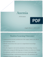Anemia Student Copy PDF