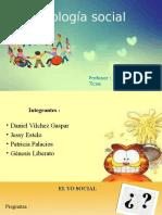 Diapositivas Psicologia Social