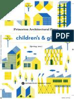 Princeton Architectural Press Spring 2017 Children's & Gift Catalog