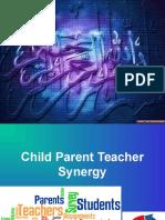 Child Parent Teacher Synergy