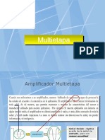 Amplificador Multietapas