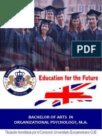 Bachelor Organizational Psychology