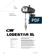 Manual Lodestar Xl