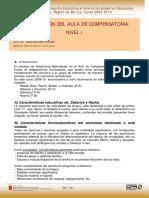 Programa Castellanizacion Con Materiales