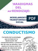 UNIDAD 1.2 los paradigmas del aprendizaje