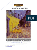 632 Cafe Terrace at Night