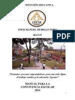 Manual Convivencia 2015