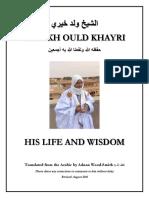 Shaykh Ould Khayri Life Wisdom