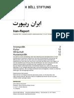 Iran Report 11 2016