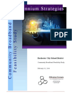Rochester Fiber Internet Feasibility Study