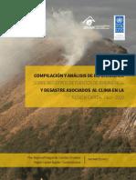 INFORME TECNICO_Evento de Emergencias y Desastres