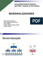 Biossinalização
