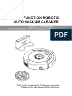 XR Vac Manual