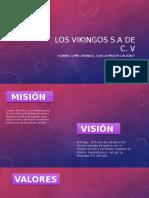 Los Vikingos S.a de C.V