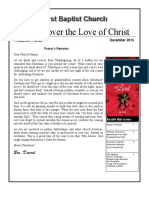 Discover the Love of ChristDec16