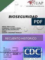 PRIMEROS AUXILIOS BIOSEGURIDAD