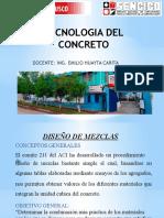 Diseño de Mezclas Exposicion Lunes 2016