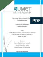 Perfil Inv. de Mercado