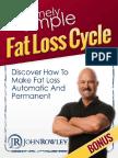 FatLosscycle BONUS