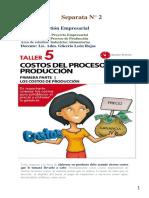 Separata 2. Qué Son Los Costos de Producción