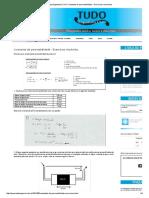 Tudo Engenharia Civil_ Constante de Permeabilidade - Exercícios Resolvidos