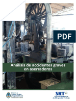 Accident Es Gravesen a Serra Deros