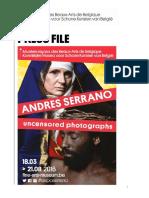 Expo Serrano Press File