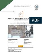 Manuale Opere Provvisionali