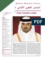 Special Edition Qatar-German-Business-Forum July 2013 (1)