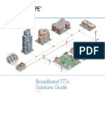 Broadband FTTx Ordering Guide CO-108716