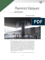 Pedro Ramirez Vazquez