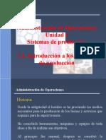 Unidad 1 Sistemas de Producción AO