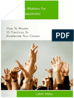 What Really Matters for Young Professionals eBook Second Edition 2013 Final