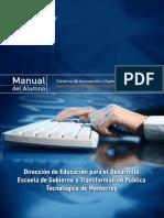 Manual_alumno Tec de Monterrey