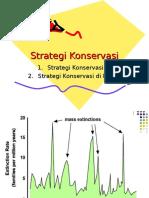 Strategi Konservasi