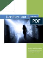 RG Burnout Report