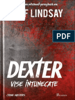 Jeff Lindsay - Dexter. Vise Întunecate