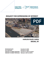 Request for Expression of Interest