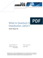 QKD What is Quantum Key Distribution Whitepaper
