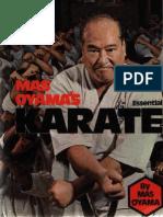 Oyama Masutatsu - Essential Karate